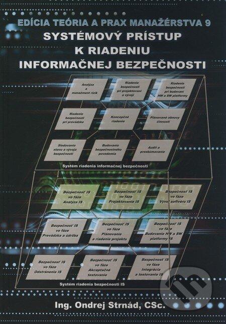 Fatimma.cz Systémový prístup k riadeniu informačnej bezpečnosti Image