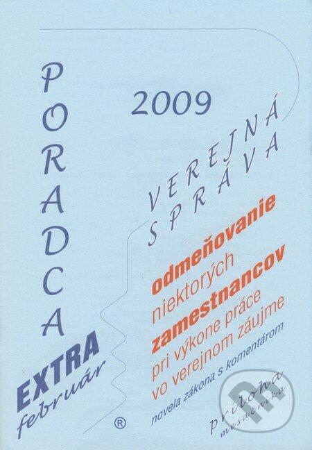 Fatimma.cz Poradca extra - február 2009 - verejná správa Image