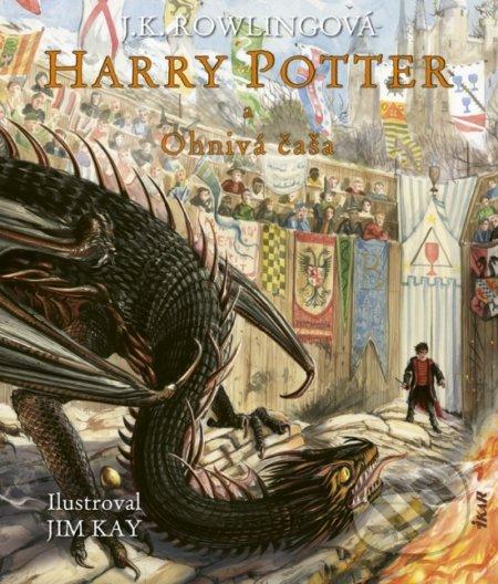 Fatimma.cz Harry Potter a Ohnivá čaša (Kniha 4) Image