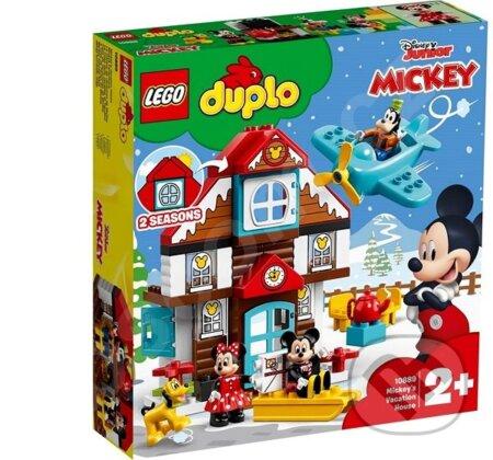 Mickeyho prázdninový dom - LEGO
