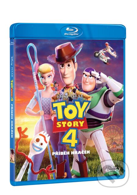 Toy Story 4: Příběh hraček Blu-ray