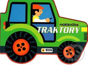 Motoknížka: Traktory - SUN
