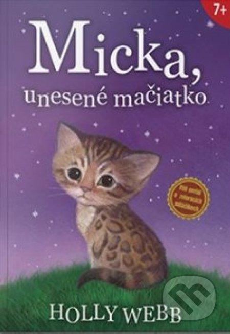 Fatimma.cz Micka, unesené mačiatko Image