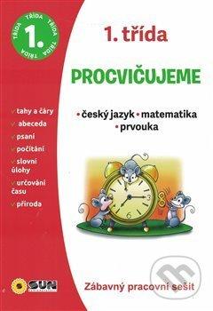 Peticenemocnicesusice.cz Procvičujeme - 1. třída Český jazyk, Matematika, Prvouka Image