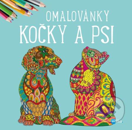 Fatimma.cz Kočky a psi - omalovánky Image