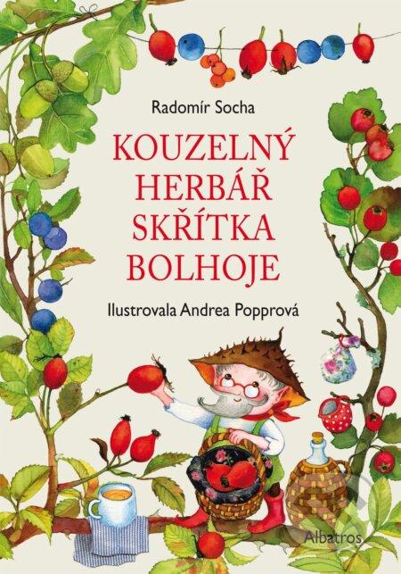 Kouzelný herbář skřítka Bolhoje - Radomír Socha