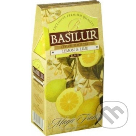 BASILUR Magic Lemon & Lime -