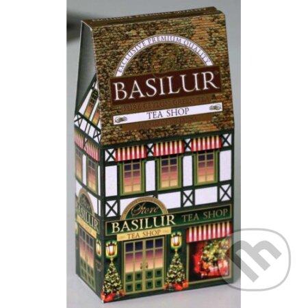 BASILUR Personal Tea Shop - Bio - Racio