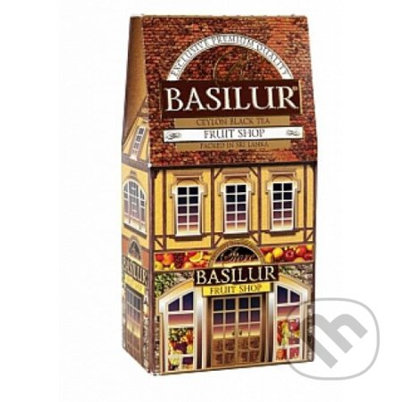 BASILUR Personal Fruit Shop - Bio - Racio
