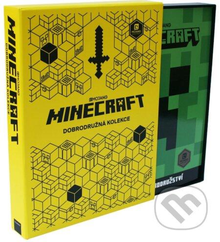 Minecraft: Dobrodružná kolekce - Egmont ČR