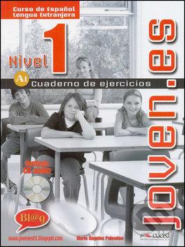 Interdrought2020.com Joven.es 1 Pracovní sešit + CD Image