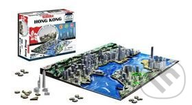4D City Puzzle Hong Kong -