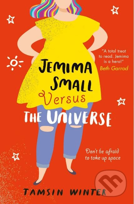 Jemima Small Versus the Universe - Tamsin Winter