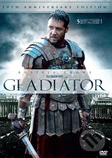Gladiátor DVD DVD