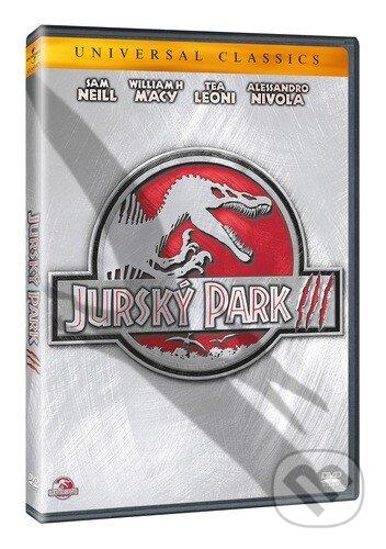 Jurský park 3 DVD