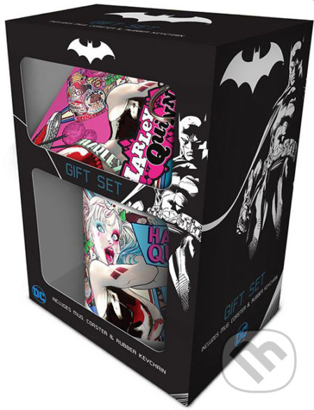 Darčekoivý set DC Comics - DC Comics