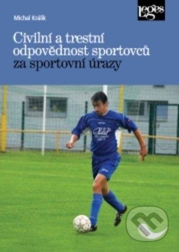 Fatimma.cz Civilní a trestní odpovědnost sportovců za sportovní úrazy Image