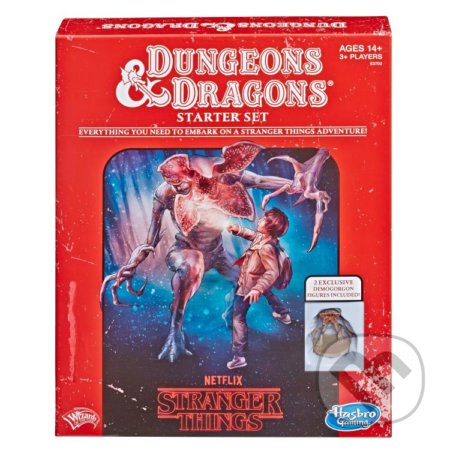Stranger Things: Dungeons & Dragons Starter Set -
