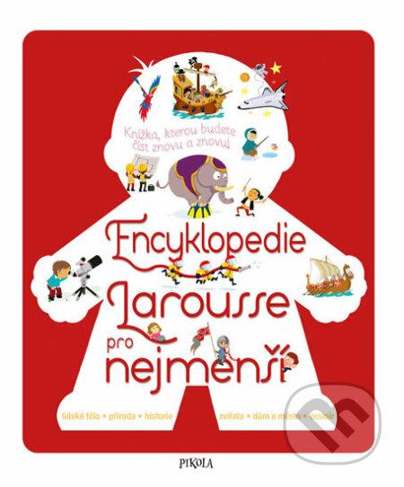 Encyklopedie Larousse pro nejmenší -