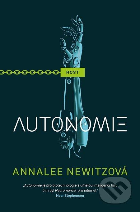 Autonomie - Annalee Newitz