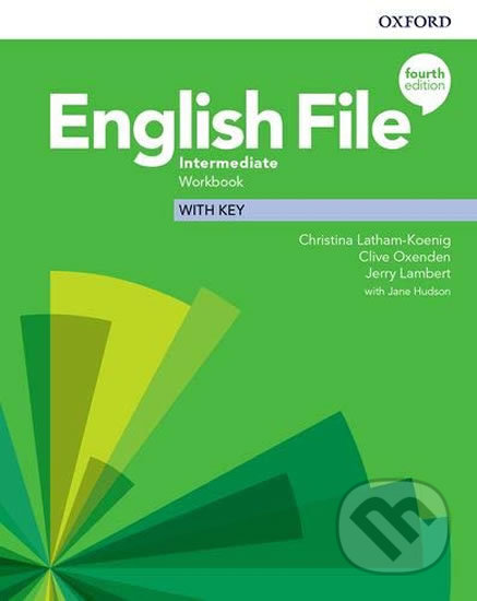 New English File - Intermediate - Workbook with Key - Clive Oxenden, Christina Latham-Koenig