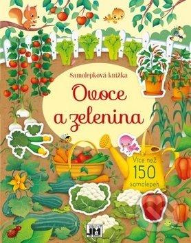 Fatimma.cz Samolepková knížka: Ovoce a zelenina Image