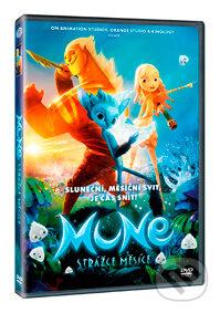 Mune - Strážce Měsíce DVD