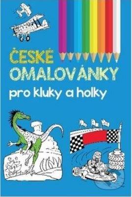 Fatimma.cz České omalovánky pro kluky a holky Image