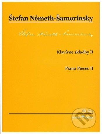 Klavírne skladby II - Štefan Németh-Šamorínsky