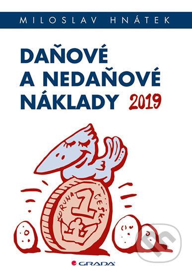 Fatimma.cz Daňové a nedaňové náklady 2019 Image