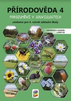Přírodověda 4 učebnice pro 4. ročník základní školy - Lenka Klinkovská, Zdislava Nováková