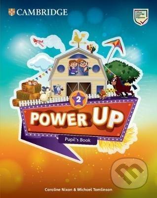 Power Up Level 2 - Pupil´s Book - Caroline Nixon