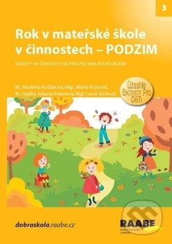 Interdrought2020.com Rok v mateřské škole v činnostech - Podzim Image