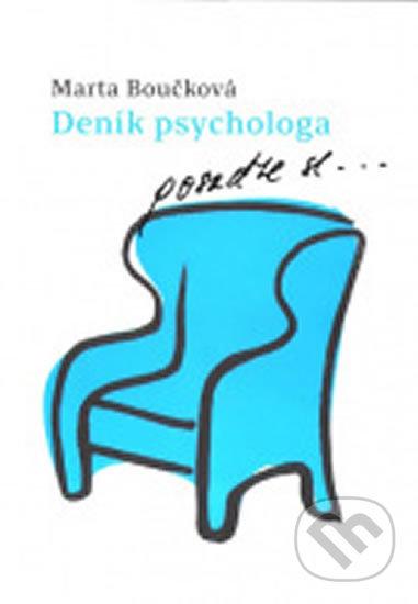 Deník psychologa - Marta Boučková