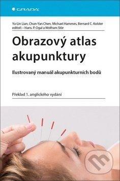Obrazový atlas akupunktury - Kolektiv autorů