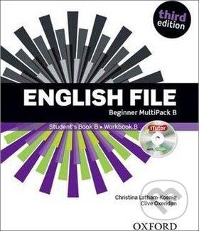 New English File - Beginner: Multipack B - Oxford University Press