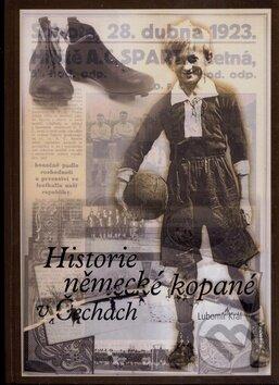 Peticenemocnicesusice.cz Historie německé kopané v Čechách Image
