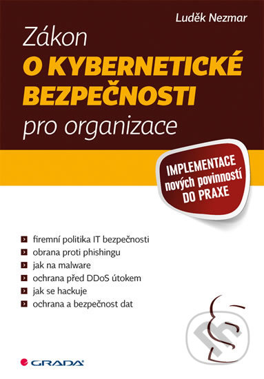 Fatimma.cz Zákon o kybernetické bezpečnosti pro organizace Image