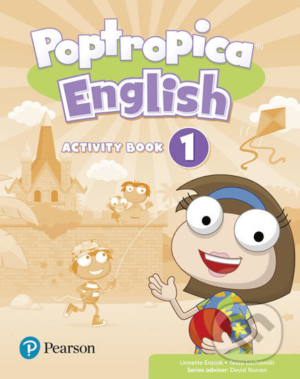 Poptropica English 1 Activity Book - Linnette Erocak