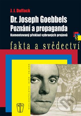 Interdrought2020.com Dr. Joseph Goebbels - Poznání a propaganda Image