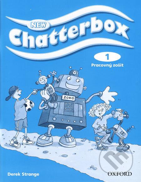 New Chatterbox 1 - Pracovný zošit - Derek Strange