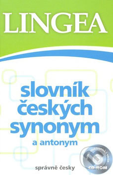 Venirsincontro.it Slovník českých synonym a antonym + CD-ROM Image