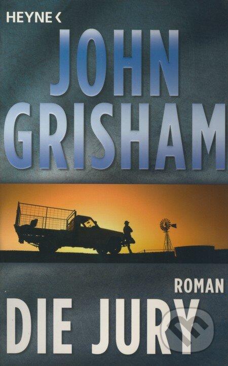 Kniha Die Jury John Grisham Martinus