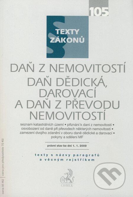 Fatimma.cz Daň z nemovitostí, daň dědická, darovací a daň z převodu nemovitostí Image