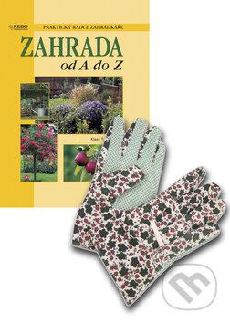Fatimma.cz Zahrada od A do Z (Kniha + rukavice) Image