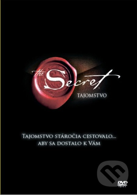 Tajomstvo (The Secret) - Rhonda Byrne