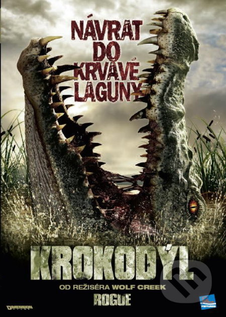 Krokodýl DVD