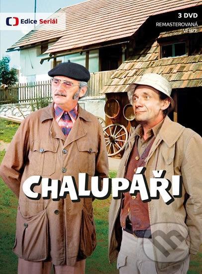 Chalupáři (remasterovaná verze) DVD