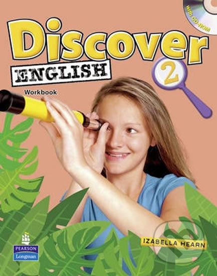 Discover English 2 Workbook w/ CD-ROM CZ Edition - Izabella Hearn
