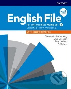 New English File - Pre-Intermediate - Multipack B - Christina Latham-Koenig, Clive Oxenden, Jerry Lambert